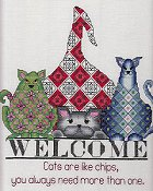 MarNic Designs - Cats Are Like Chips...