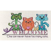 MarNic Designs - Cats... One Can Never Have Too Many