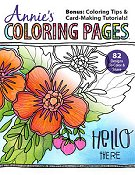 Annie's - Annie's Coloring Pages Hello There THUMBNAIL