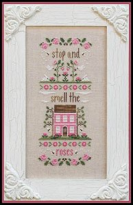 Country Cottage Needleworks - Stop and Smell the Roses MAIN