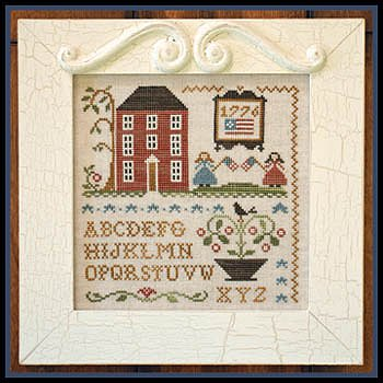 Little House Needleworks - Oh My Stars MAIN