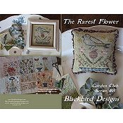 Blackbird Designs - Garden Club Series #8 - The Rarest Flower THUMBNAIL