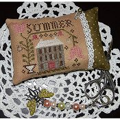 Abby Rose Designs - A Summer Pin Pillow