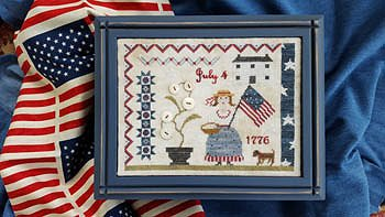 Samplers Not Forgotten - Fourth of July Picnic MAIN