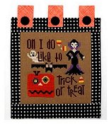 Heart In Hand Needleart - What Do You Fancy?  Trick or Treat