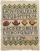 Death By Thread - 1582 Sampler