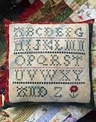 Death By Thread - Eyelet Sampler THUMBNAIL