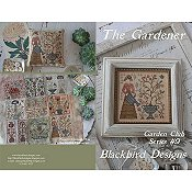 Blackbird Designs - Garden Club Series #9 - The Gardener THUMBNAIL