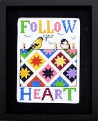 Bobbie G Designs - Follow Your Heart