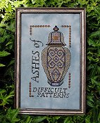 Turquoise Graphics & Design - Ashes of Difficult Patterns