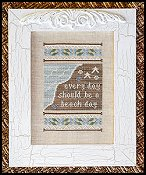Country Cottage Needleworks - Beach Day THUMBNAIL