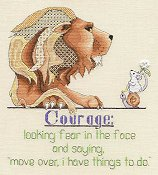 MarNic Designs - Courage