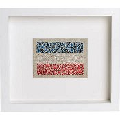 Cherry Lane Designs - Starburst Flag Of France