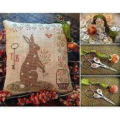 Scattered Seed Samplers - Humble Gatherings Pillow Tuck & Bittersweet Berry Fob