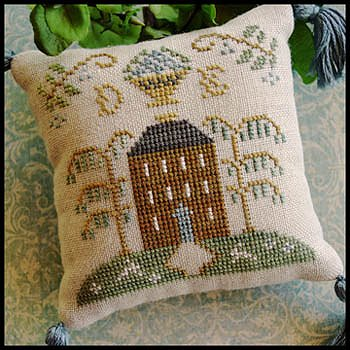Little House Needleworks - ABC Samplers 2 - D E MAIN