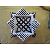 Terri Bay Needlework Designs - Celtic Lotus Box