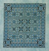 Northern Expressions Needlework - Shades of Turquoise
