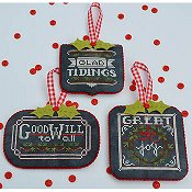 Hands On Design - Chalkboard Ornaments - Christmas Collection Part 2_THUMBNAIL