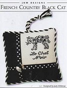 JBW Designs - French Country Black Cat THUMBNAIL
