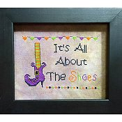 Pickle Barrel Designs - It's All About The Shoes
