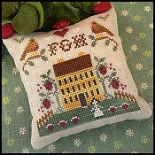 Little House Needleworks - ABC Samplers 3 - F G H