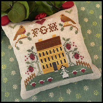 Little House Needleworks - ABC Samplers 3 - F G H MAIN