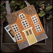 Little House Needleworks - Tote Bag