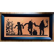 Pickle Barrel Designs - Scarecrow Silhouette THUMBNAIL