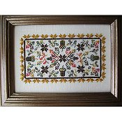 Terri Bay Needlework Designs - Autumn Garden