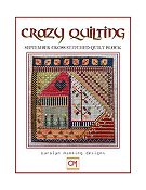 Carolyn Manning Designs - Crazy Quilting September Block THUMBNAIL