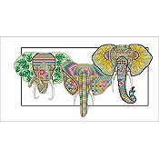Vickery Collection - Eternal Elephants