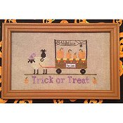 Needle Bling Designs - The Sheep Peddler - Trick Or Treat
