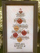 Poppy Kreations - Santa Tree