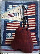 Death By Thread - 1776 Pennant & Embroidered Bell THUMBNAIL