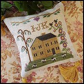 Little House Needleworks - ABC Samplers 4 - I J K