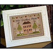 Little House Needleworks - Dwelling Place Sampler