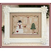 Country Cottage Needleworks - Snow Days THUMBNAIL