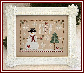 Country Cottage Needleworks - Snow Days MAIN