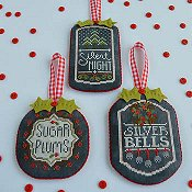 Hands On Design - Chalkboard Ornaments - Christmas Collection Part 3_THUMBNAIL
