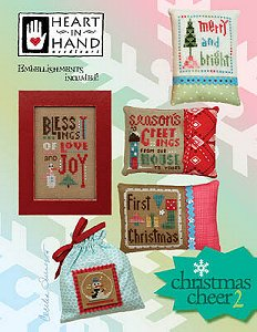 Heart In Hand Needleart - Christmas Cheer 2_MAIN