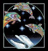 Vickery Collection - Dolphin Dreams THUMBNAIL