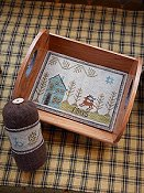 Chessie & Me - Piney Woods Tray & Pyn Keep THUMBNAIL