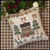 Little House Needleworks - ABC Samplers 5 - L M N
