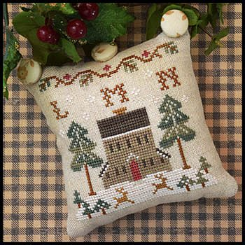 Little House Needleworks - ABC Samplers 5 - L M N MAIN