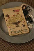 Stacy Nash Primitives - Freedom Needle Book THUMBNAIL