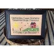 Needle Bling Designs - Grateful, Thankful, Blessed THUMBNAIL