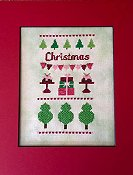 Pickle Barrel Designs - Plum Pudding Sampler THUMBNAIL