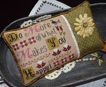 Abby Rose Designs - Do More Of What Makes You Happy MAIN