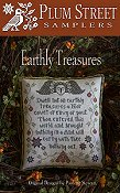 Plum Street Samplers - Earthly Treasures THUMBNAIL