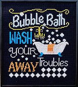 Bobbie G Designs - Bubble Bath